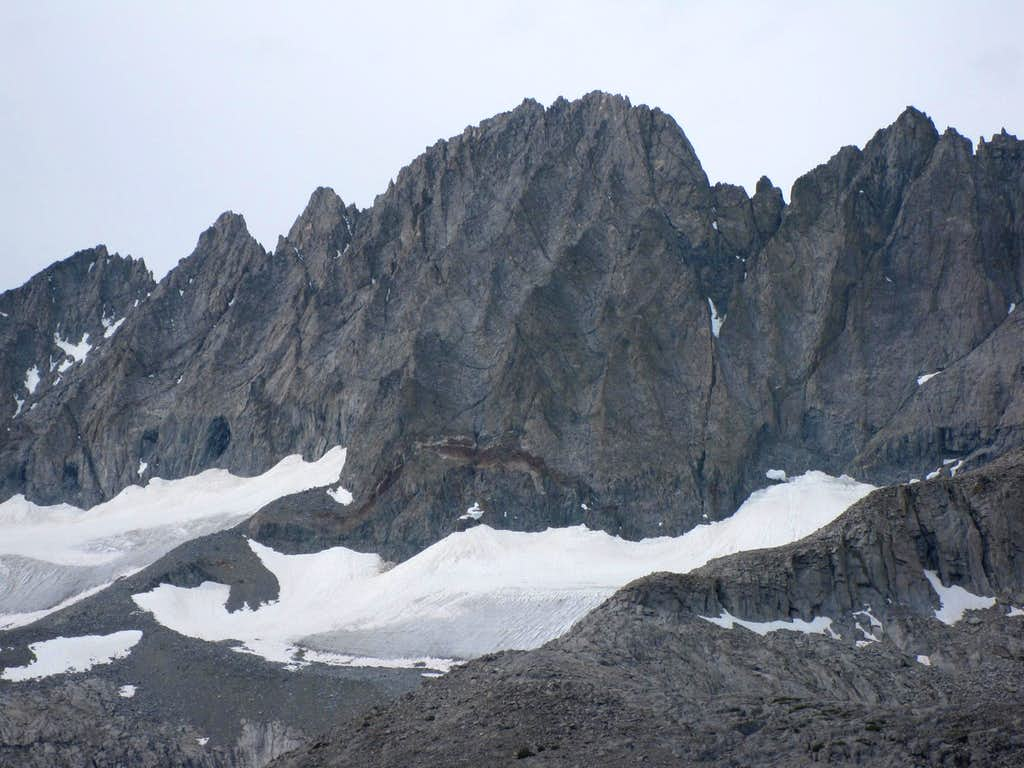 Middle Palisade (C) (14.012')