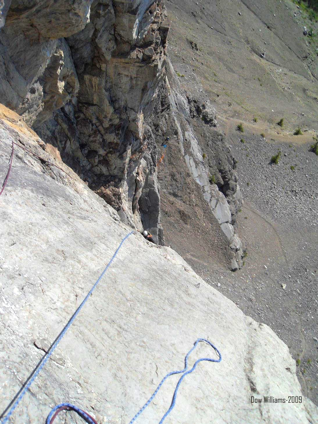 Suicide Wall, 5.10c-5.11d