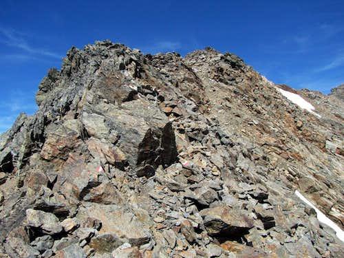 The summit of Hochschober