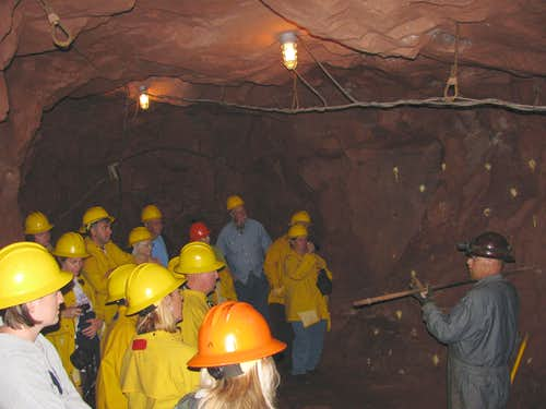 Bachelor-Syracuse Mine