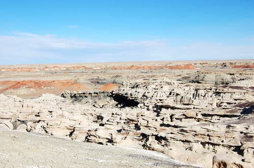 Bisti DE-NA-ZIN Wilderness (NM)