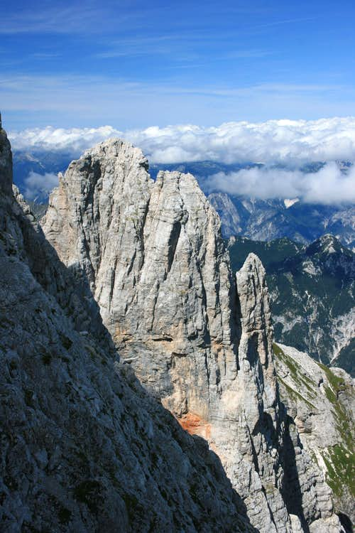Torre Nord, 2.680m