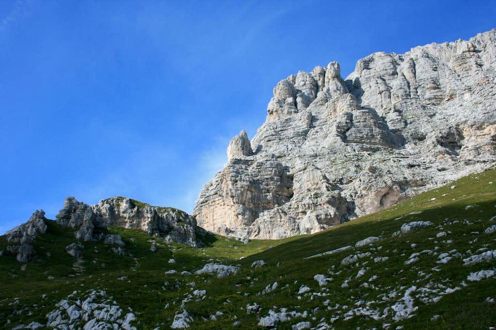 Jôf di Montasio, 2.754m