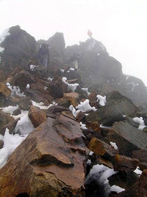 The summit. 30 May 2004