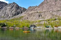 Lower Kachura Lake Skardu Baltistan