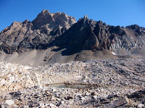 Mt. Humphreys (13,986') (L)