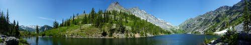 Rock Lake Panorama