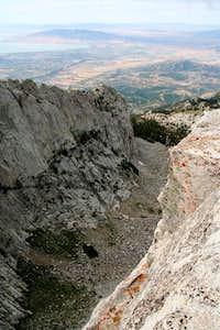 Lone Peak Cirque