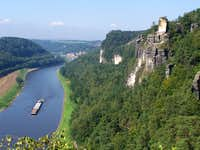 The River Elbe