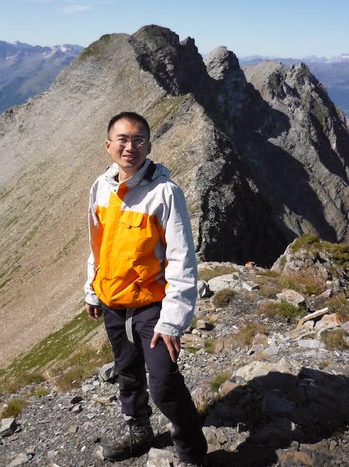 Grauspitz solo climb made possible