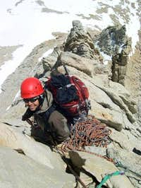 RPC\'s Mount Whitney - East Buttress