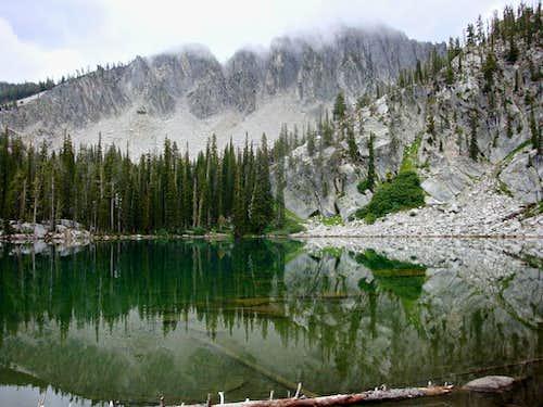 Middle Rainbow Lake