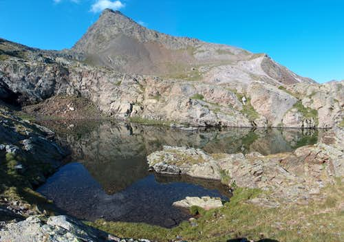 Lacs des Miares and the Parraouis
