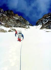 Tsaat a l Etsena First Winter to Fana s Pass 1974