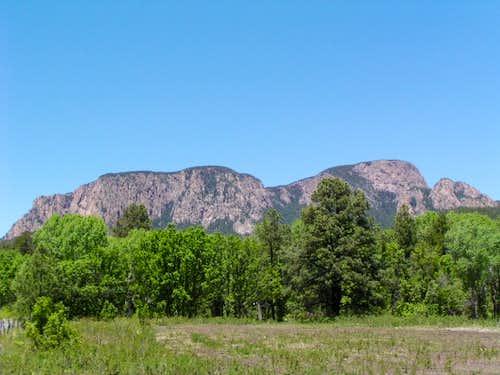 Hermit Peak Trail