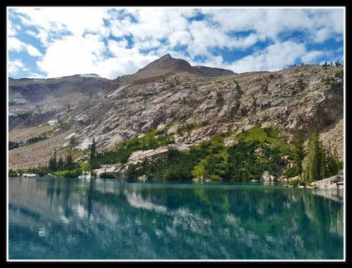 Cramer Over Lake 8733