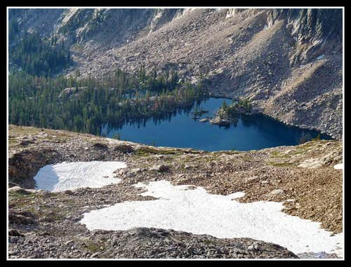 Lake 8733 Below
