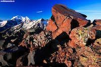 Volcanic Elbrus
