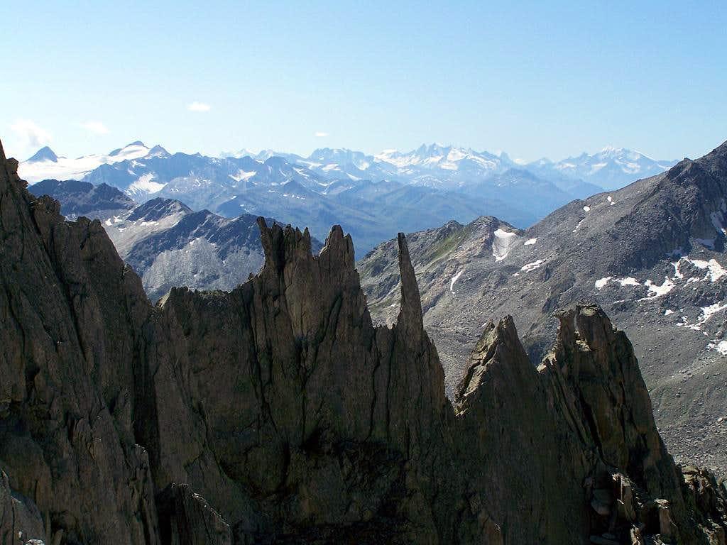 Chli Bielenhorn - W ridge