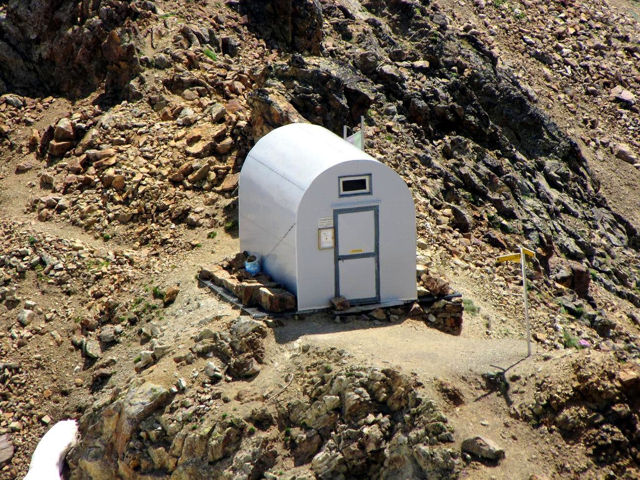 <font color=ff7000>⌂</font>Alpine BIVOUACS in the Aosta Valley &quot;Central Valley&quot;