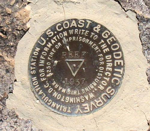Cedar Mountain Benchmark (UT)