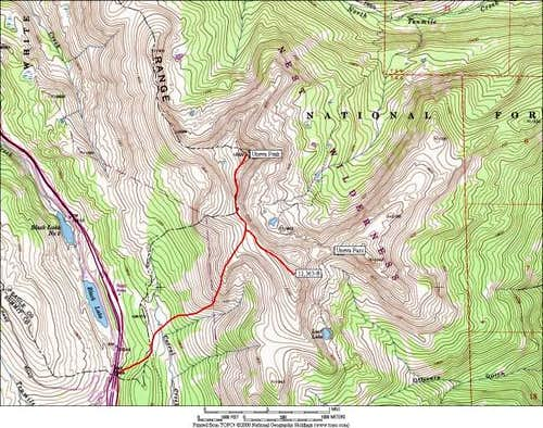 This is a topo showing the...