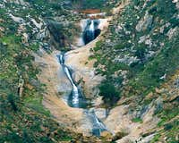 Three Sisters Waterfall