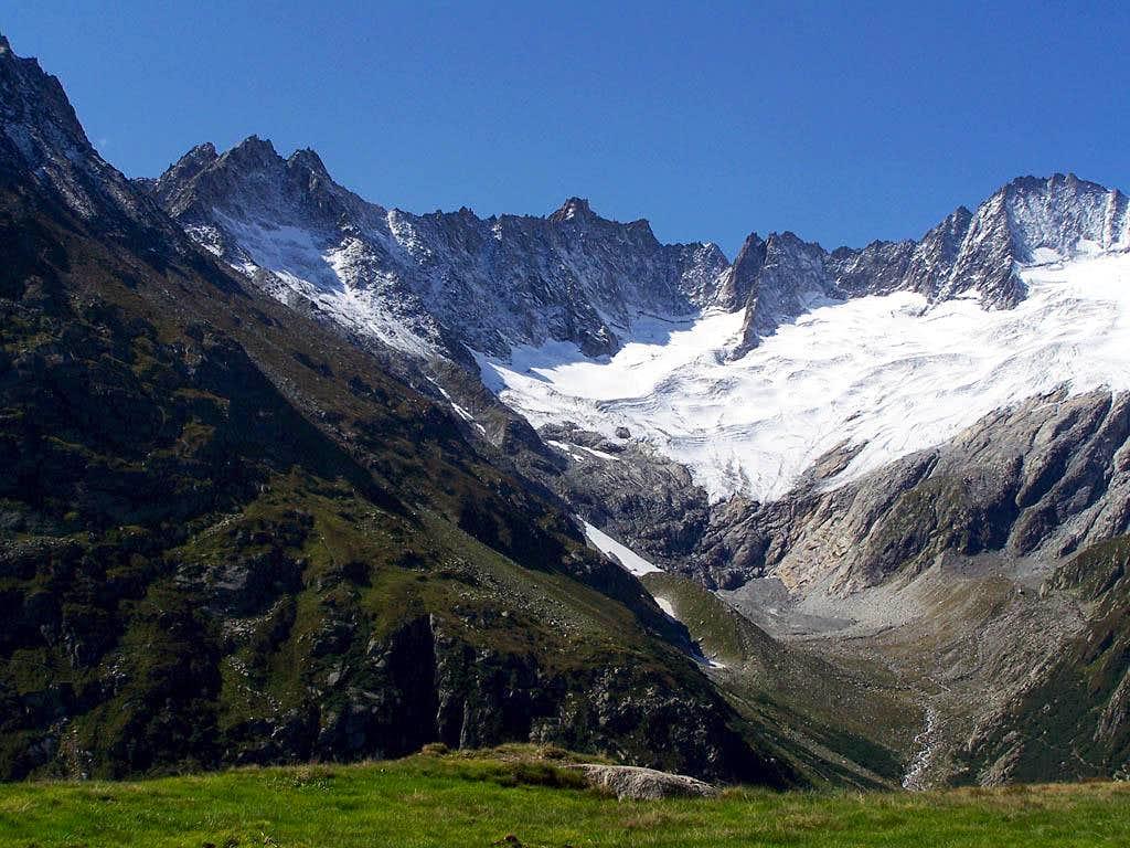 Winterstock-Graue Wand-Gletschhorn B sides : Photos ...
