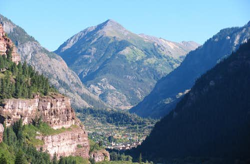 Ouray Peak