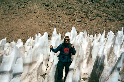 Surrounded by Penitentes