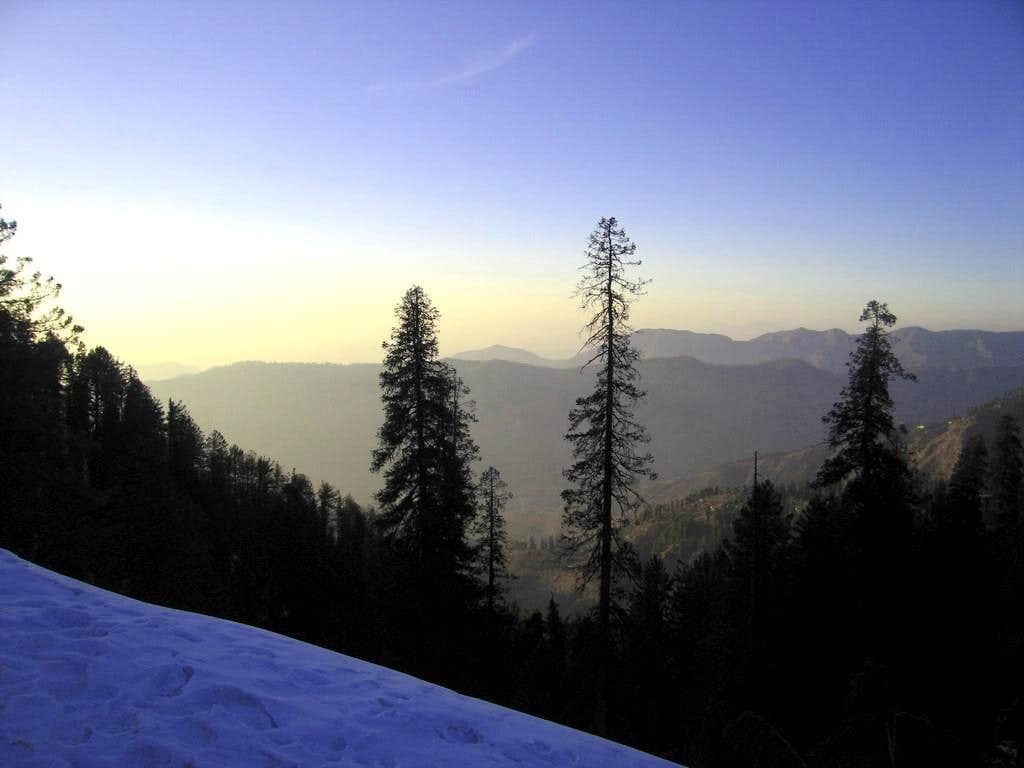 Murree Hills, Pakistan