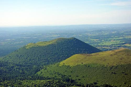 Puy de Come, Grand Suchet