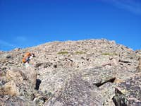 Lake Helen Summit