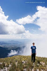 Wrightson Summit - Playing in the Clouds