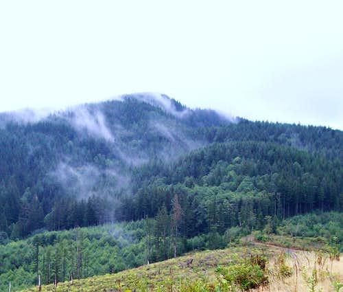 McDonald Mountain