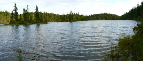 Battleship Lake