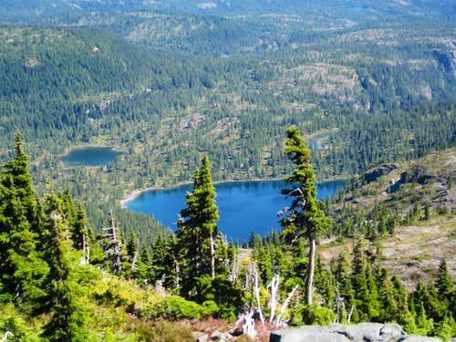 Ampitheatre Lake
