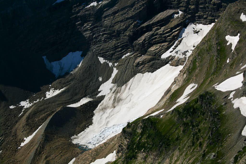 A Former Glacier