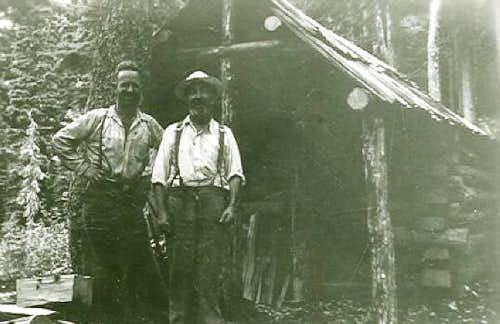 Sid's Cabin 1946