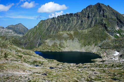 Waldhorn, 2.702m
