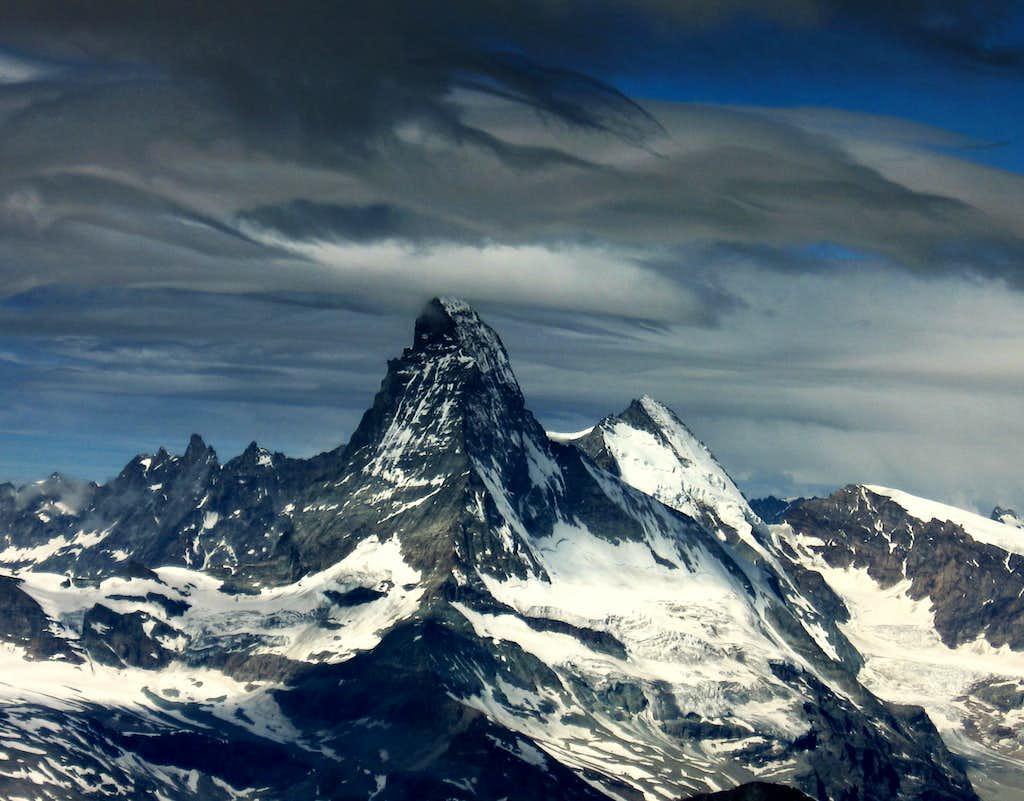 Matterhorn & Dent d'Herens