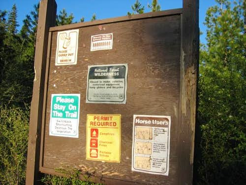 The rules on Salmon Mountain-...