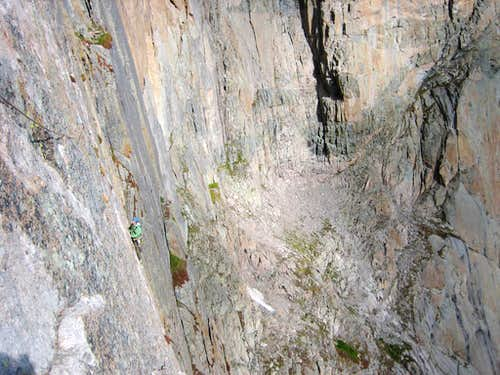 Traverse Pitch on the Casual Route