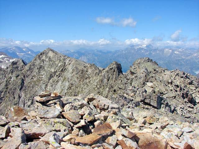 Summit of Trois Conseillers