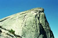 Half Dome (check the face - them dots is people)