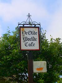 Ye Olde Worlde Cafe