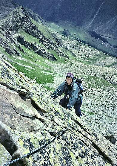 Hochschijen South Ridge