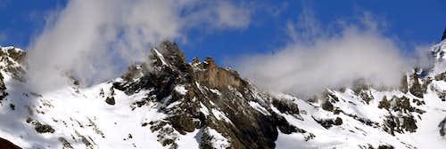 Mountains of Valle d'Aosta