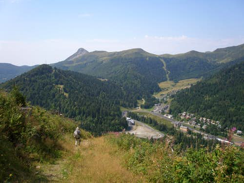 Puy Griou from Super Lioran