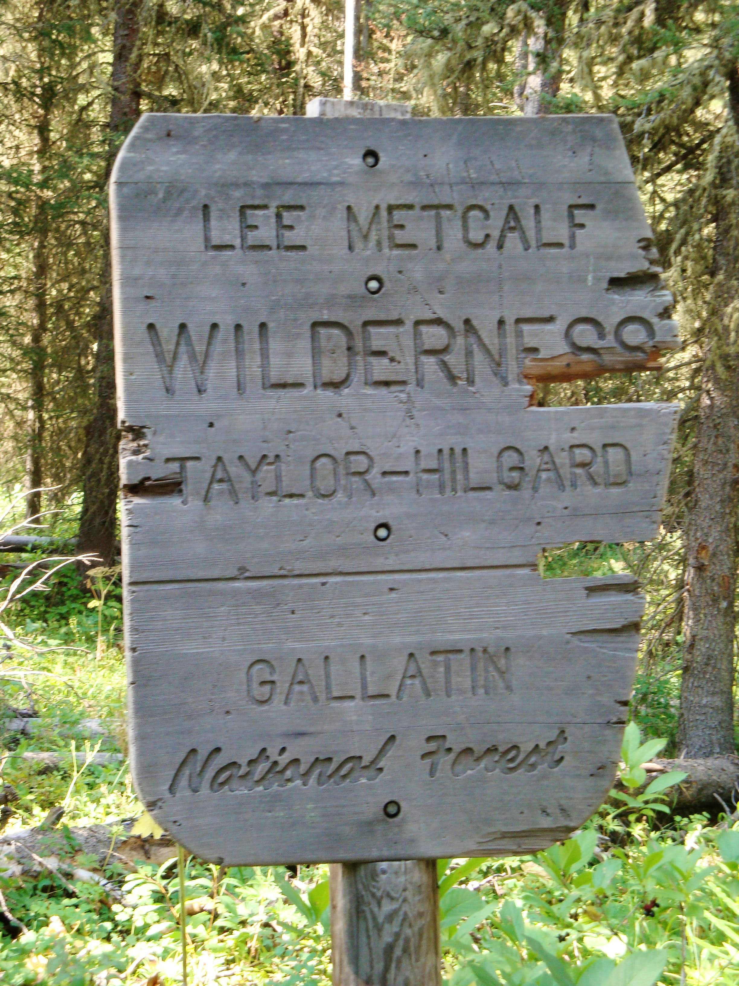 Lee Metcalf Wilderness Complex